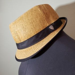 Other - Men's DPC Straw Colored Fedora